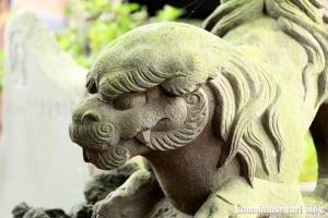 御嶽神社(志木市本町)23