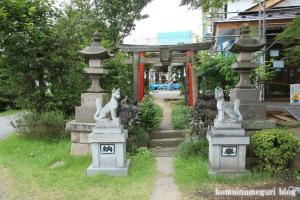 天明稲荷社(志木市本町)3
