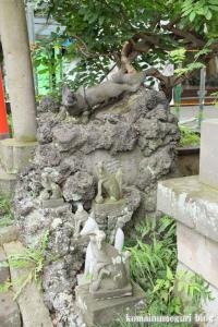 天明稲荷社(志木市本町)6