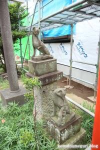 天明稲荷社(志木市本町)12