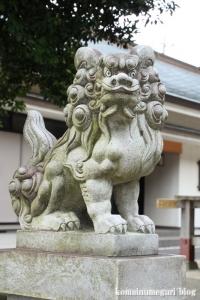 宮戸神社(志木市本町)13