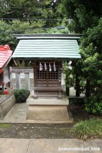 宮戸神社(志木市本町)18
