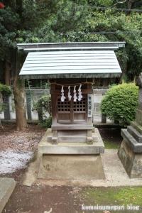 宮戸神社(志木市本町)25