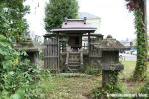 稲荷神社(志木市下宗岡)3