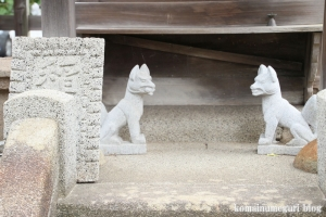 稲荷神社(志木市下宗岡)5