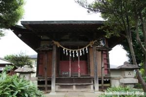 上ノ氷川神社(志木市上宗岡)9