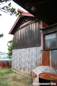 上ノ氷川神社(志木市上宗岡)11