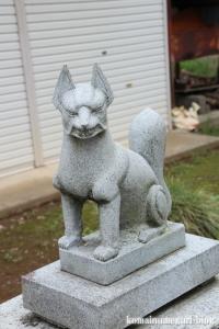 上ノ氷川神社(志木市上宗岡)14