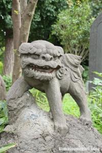 上ノ氷川神社(志木市上宗岡)18