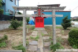 稲荷神社&稲荷社(富士見市下南畑)2