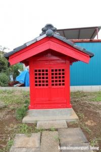 稲荷神社&稲荷社(富士見市下南畑)4