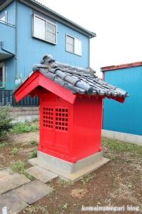 稲荷神社&稲荷社(富士見市下南畑)6