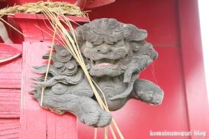 稲荷神社(志木市上宗岡)5