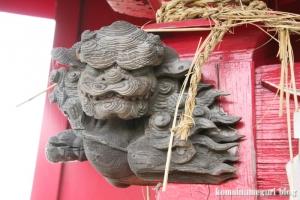 稲荷神社(志木市上宗岡)6
