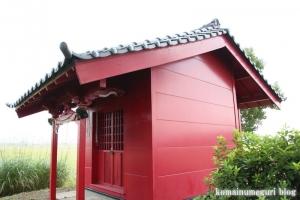 稲荷神社(志木市上宗岡)7