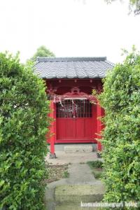 稲荷神社(志木市上宗岡)4