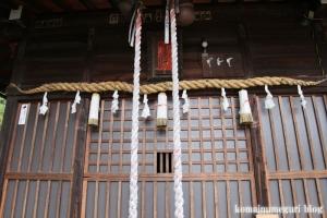 羽倉浅間神社(志木市上宗岡)8