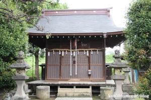 羽倉浅間神社(志木市上宗岡)9