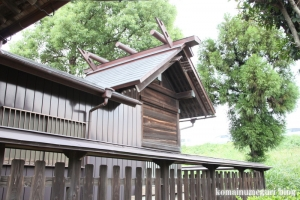 羽倉浅間神社(志木市上宗岡)13