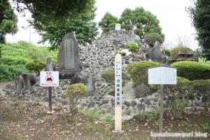 羽倉浅間神社(志木市上宗岡)14