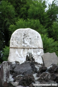 羽倉浅間神社(志木市上宗岡)17