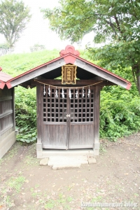 羽倉浅間神社(志木市上宗岡)18