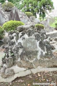 羽倉浅間神社(志木市上宗岡)25