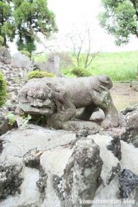 羽倉浅間神社(志木市上宗岡)26
