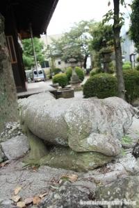 羽倉浅間神社(志木市上宗岡)27