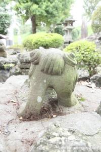 羽倉浅間神社(志木市上宗岡)28