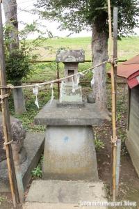 産財氷川神社(志木市中宗岡)9