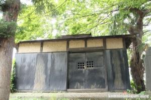 下ノ氷川神社(志木市下宗岡)5
