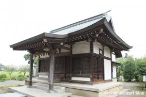 下ノ氷川神社(志木市下宗岡)12