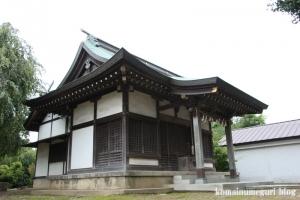 下ノ氷川神社(志木市下宗岡)13