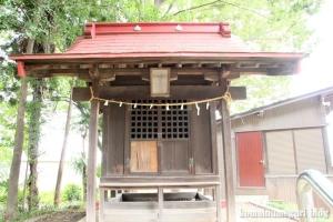 下ノ氷川神社(志木市下宗岡)19