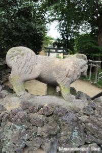 下ノ氷川神社(志木市下宗岡)23