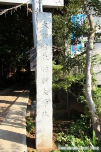 駒形大神宮(市川市大野町)2