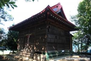 正八幡宮(鎌ヶ谷市中沢)5