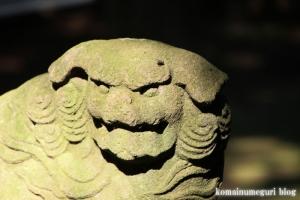 正八幡宮(鎌ヶ谷市中沢)17
