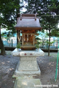 正八幡宮(鎌ヶ谷市中沢)7