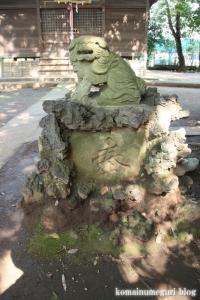 正八幡宮(鎌ヶ谷市中沢)8