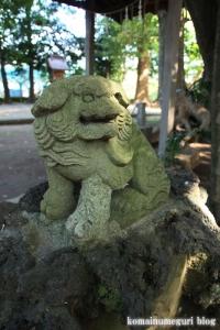 正八幡宮(鎌ヶ谷市中沢)9