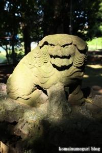 正八幡宮(鎌ヶ谷市中沢)13