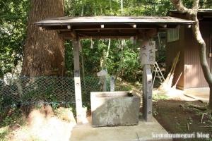 子安大神社(市川市柏井町)5