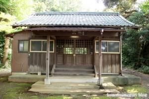 子安大神社(市川市柏井町)6
