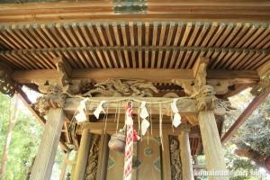 子安大神社(市川市柏井町)11