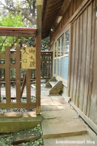 子安大神社(市川市柏井町)9