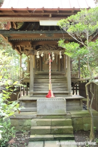子安大神社(市川市柏井町)10