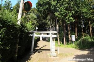 八幡神社(市川市柏井町)2