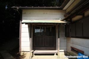八幡神社(市川市柏井町)7